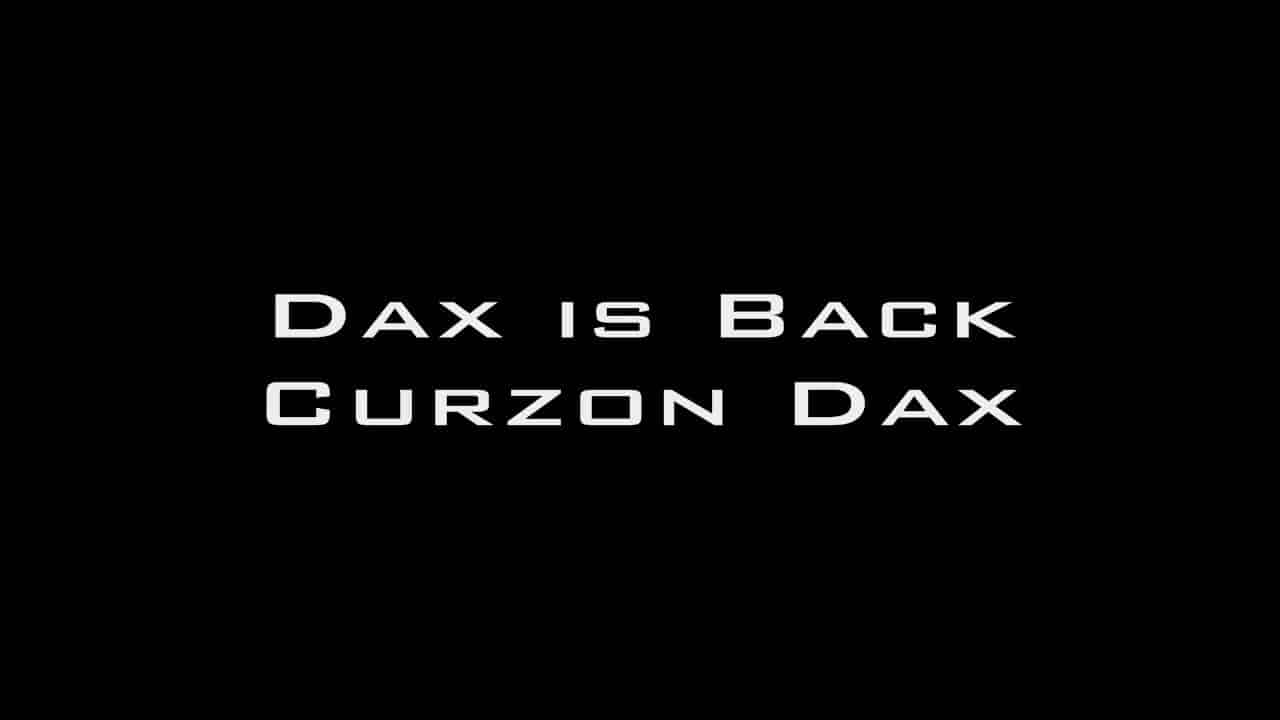 DAX IS BACK